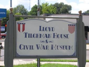 Lloyd Tilghman House & Civil War Museum